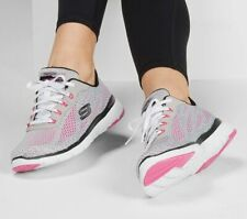 Skechers Shoes Memory Foam Women's Sport Soft Flex Comfort Casual Athletic 13475