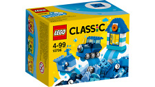 Sealed Lego Classic include 10706 Blue Creativity Box 4 Bricks