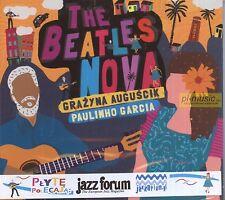 = THE BEATLES NOVA - GRAZYNA AUGUSCIK/ PAULINHO GARCIA  / CD sealed