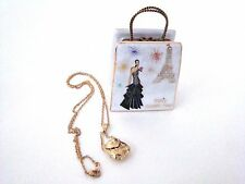 Limoges Box - Paris Classic Mode Shopping Bag with Necklace