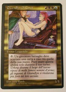 MTG Gwendlyn Di Corci Italian Legends NM/Mint Magic the Gathering Reserve List