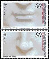 1278-1279** Europa Cept 1986 Umweltschutz Natur- U Deutschland Nr