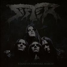 Sister - Stand Up, Forward, March! [CD]