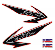 Decals graphics TANK honda CRF150F CRF150 CRF 150F 2008 thickness