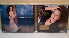 Lot of (2) CELINE DION CD'S  A New Day Has Come  &  Collector Series Volume 1 ""