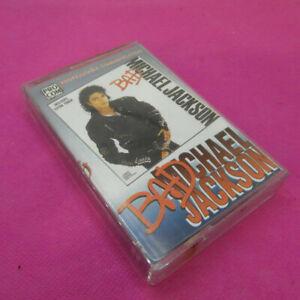 Michael Jackson - Bad Kasette MC Tape