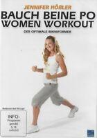 Jennifer Hößler: Bauch Beine Po Woman Workout - Der optimale Bikiniformer - DVD