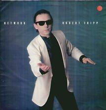 "ROBERT FRIPP "" NETWORK "" LP NUOVO  EG LONDON 1985 (PHIL COLLINS)"
