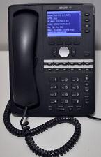 Snom 760 Dark Grey VoIP SIP Telefon Farb-TFT Rg. inkl. Mwst.