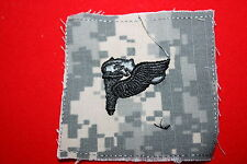 US ARMY PATHFINDER WING BADGE ACU AFGHANISTAN PATCH AIRSOFT PAINTBALL