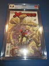 X-Force #10 X-men CGC 9.8 NM/M Gorgeous Gem