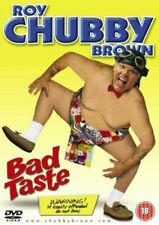 Roy Chubby Brown: Bad Taste [DVD], , Very Good, DVD