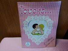 Album LOVE IS... Service Line, 1995 Vuoto, Empty  NUOVO SIGILLATO EDICOLA