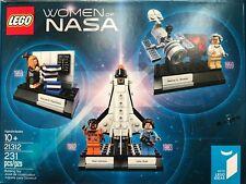 NEW - Lego 21312 Women of NASA Shuttle Launch,  FREE SHIP