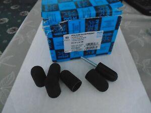 PFERD POLICAPS PC 21 LA 150 GRIT-SHAPE L-BOX OF 50 PLUS ONE HOLDER