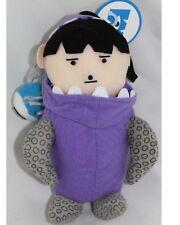 "Disney Pixar Monsters Inc Plush Boo Doll Girls in Costume 8"" NEW RARE US SELLER"