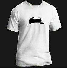 Leonard Cohen Trilby Hat T-shirt NEW Music Band Black or White