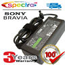 Original Genuine UK Power Supply Adapter Cable Lead for Sony Bravia LED LCD TV