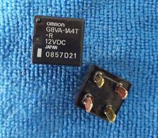 ORIGINAL Omron Automotive Relay G8VA-1A4T-R 12VDC 4Pins G8VA1A4TR