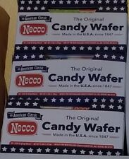 NECCO Assorted Original Candy Wafers Qty 1-2.02 Oz Roll