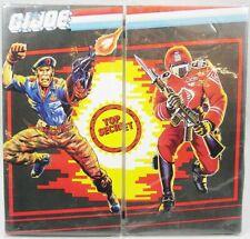 G.I.Joe - Ensemble de courrier : Flint & Crimson Guard - Hasbro France 1986