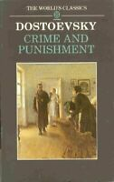 Crime and Punishment (The World's Classics) By Fedor M. Dostoevsky
