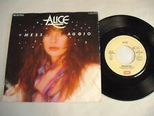 """ALICE  Mess Aggio  SP 7"""""""