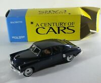 BOXED 1/43 CORGI SOLIDO CENTURY OF CARS COLLECTION - TUCKER 1948 CAR