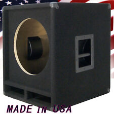 "1X15"" Empty Low Frequency, Sub, Bass Speaker Cabinet US Made B115-500E"