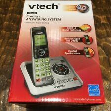 New VTech CS6628 Cordless Home/House Phone With Answering System/Caller ID