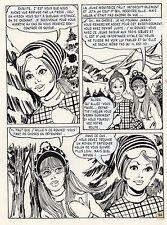 CARMEN BARBARA : LES SKIEURS FANTOMES PLANCHE CLAPOTIS AREDIT PAGE 54