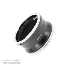 Professional Mamiya 645 to Fuji GFX Lens Adapter. Fujifilm G Mount G-Mount