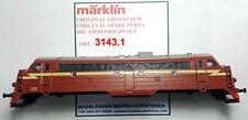 MARKLIN 3143.1    MANTELLO LOCO - LOKAUFBAU 3143
