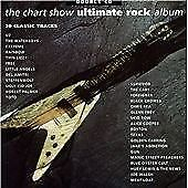 Various Artists : The Chart Show Ultimate Rock Album CD FREE Shipping, Save £s