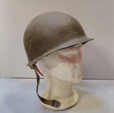 Casque M1 style américain ( réserve OTAN US ) Helmet Casco ( sans couvre casque