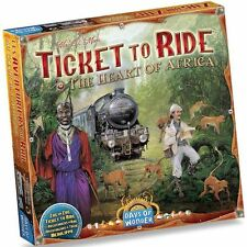 TICKET TO RIDE AFRICA MAP COLLECTION #3 Days of Wonder BRAND NEW SEALED