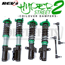 R9-HS2-080_1 Hyper-Street 2 Coilovers Camber Pla For Toyota Camry L/LE/XLE 12-17