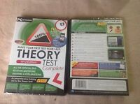 Driving Test Theory Test Complete 2013 (PC)New/Sealed