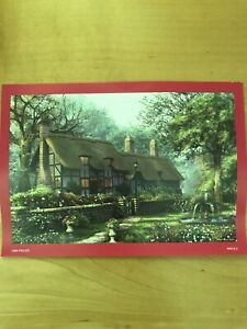 Country Cottage Jigsaw Puzzle 1000 Pieces