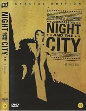 Night and The City (1950, Jules Dassin) DVD NEW