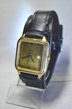 """Ruhla"" ~8J Quartz cal.UMF14-33  Vintage Circa 1981's German Men's Wristwatch"