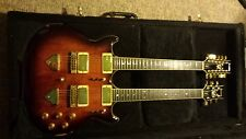 vintage Ibanez artist doubleneck guitar