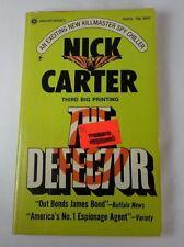 NICK CARTER - THE DEFECTOR