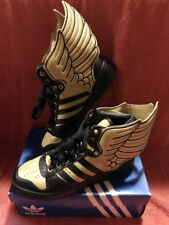 Adidas Jeremy Scott - J.S. Wings 2.0 (Gold / Black) Taille 42 (Limited Edition)