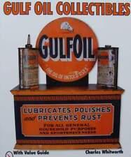 LIVRE/BOOK : Gulf Oil Collectibles (bidon,boite à huile,pub ....)