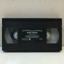 HTF‼ BANANAS IN PAJAMAS Wish Fairies VHS Tape Only 1996 • VGUC‼ • FREE SHIPPING‼
