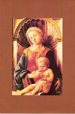 #2107 FD Program 20c Christmas Madonna Stamp