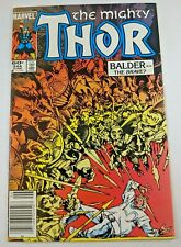 Thor #344 1984 [8.0 VF] High Grade 1st Malekith Silver Age Marvel Comics