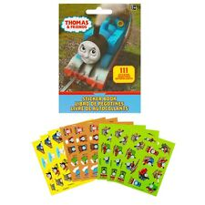 Thomas The Tank Engine Party Sticker Book Favours 9 Sheets 111 Stickers Total