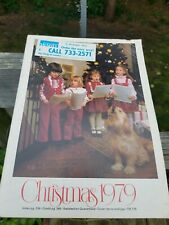 MONTGOMERY WARDS 1979 CHRISTMAS CATALOG 491 PAGES